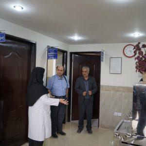 خانه بهداشت شادروان علی اکبر شمس الهدائی۲